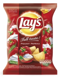 Chipsy Lay´s  - paprika / 77 g