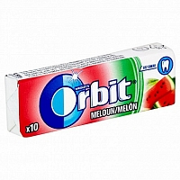 Orbit Watermelon dražé 14g