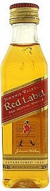 Johny Walker Red label mini 0,05l