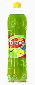 Rauch Bravo Green apple 0,5l PET