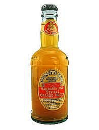 Fentimans Mandarin & Seville Orange 0,275l sklo