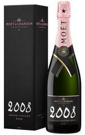 Moet & Chandon Grand Vintage Rosé 2004 0,75l