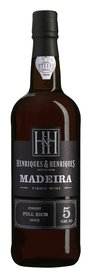 Madeira H+H Finest Full Rich 5YO