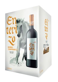 Enterizo Bobal&Tempranillo Bag in Box 5l