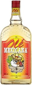 Olé Mexicana tequila Gold 0,7l