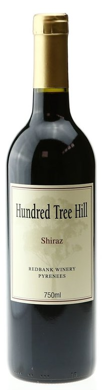Hundred Tree Hill Shiraz 2008